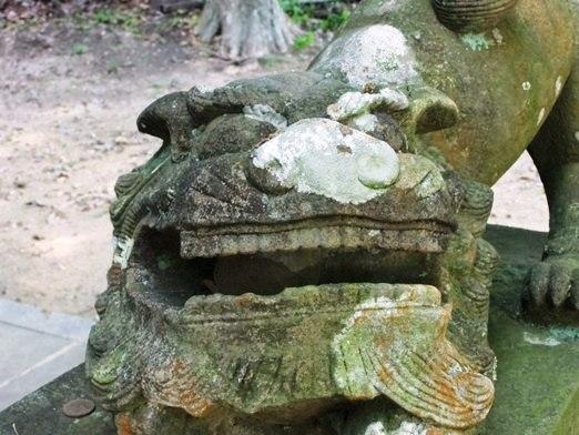 熊野神社貝塚2