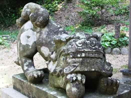 熊野神社貝塚3