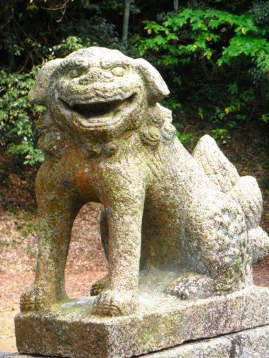 松江神社小野田5