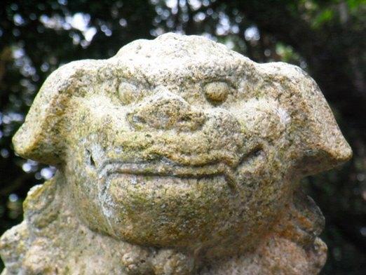松江神社小野田8