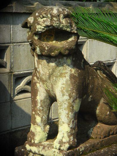 楠久神社1