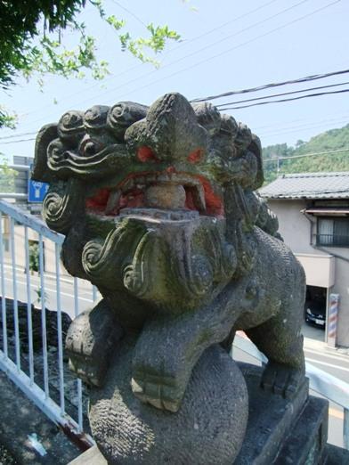 幸乃神神社長野1