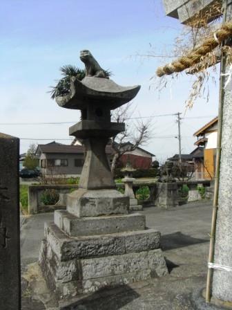 日枝神社棚町4