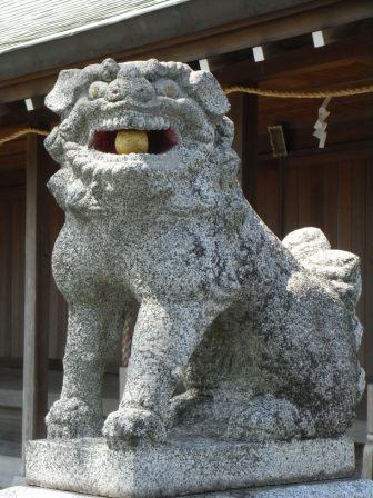 厳島神社浮島6