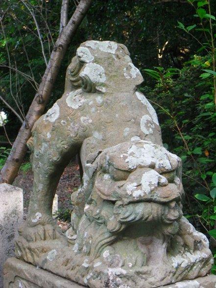 八幡古表神社3