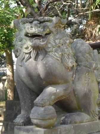 厳島神社万田1