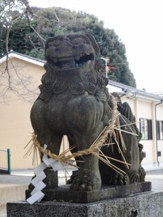 八坂神社元岡2
