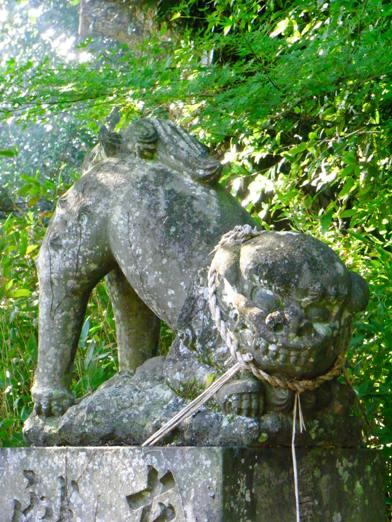 熊野神社相知7