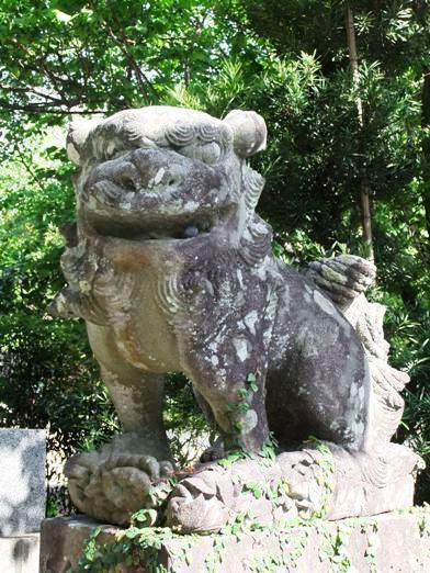 阿蘇神社津奈木1
