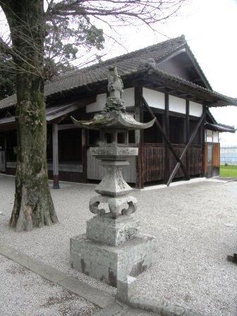 白山神社井手野1