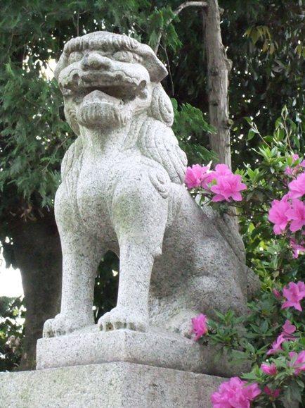 崎野神社西泉1