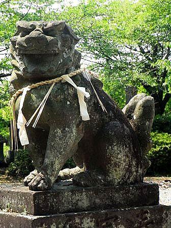 加茂神社山北1