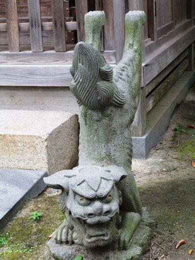 諏訪神社長崎市3
