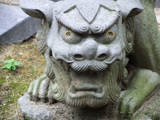 諏訪神社長崎市4