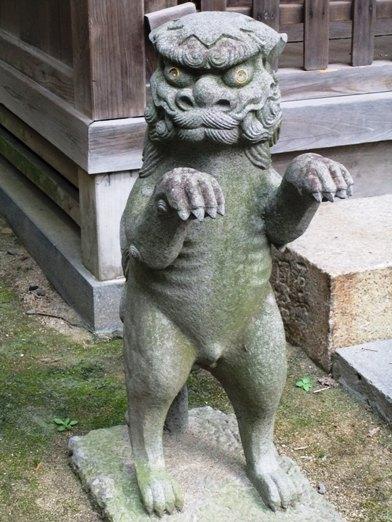 諏訪神社長崎市5