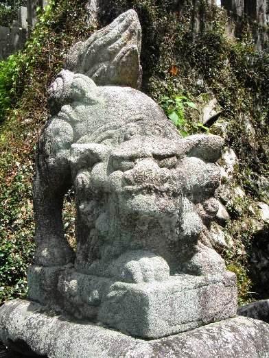 河内神社四馬神2