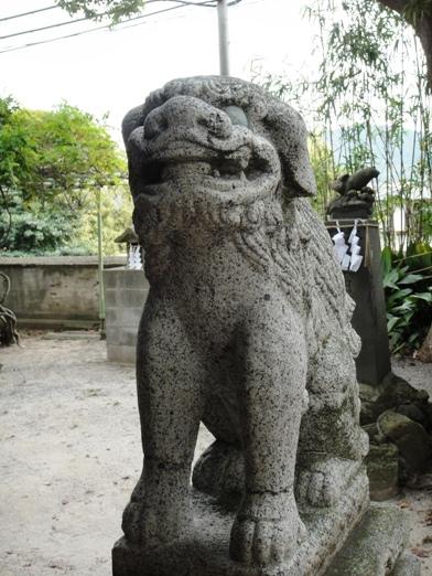 波折神社1