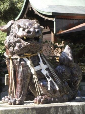 熊野神社相知1