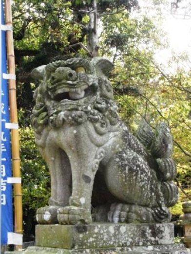 宮地嶽神社福津1