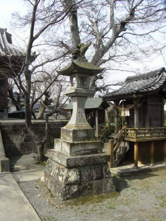 金比羅神社瀬高町