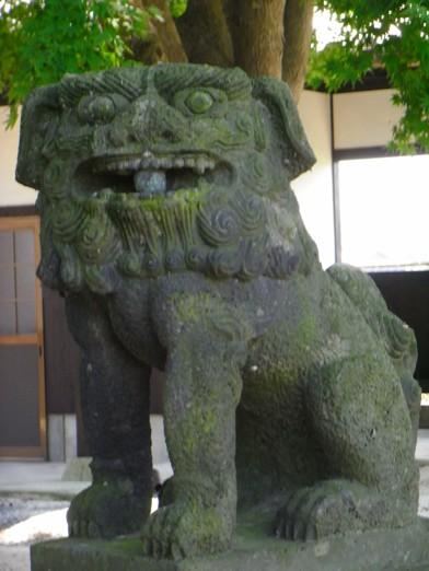 八幡宮小川1