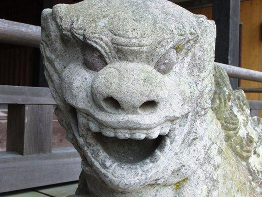 天山神社岩蔵2