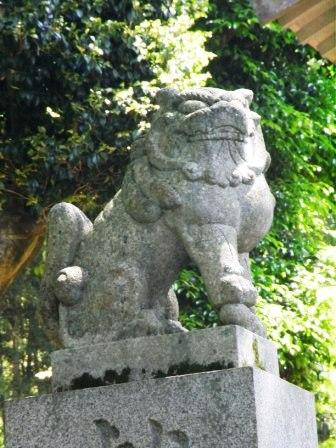 高木神社天山2