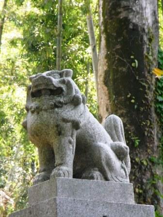 高木神社天山1