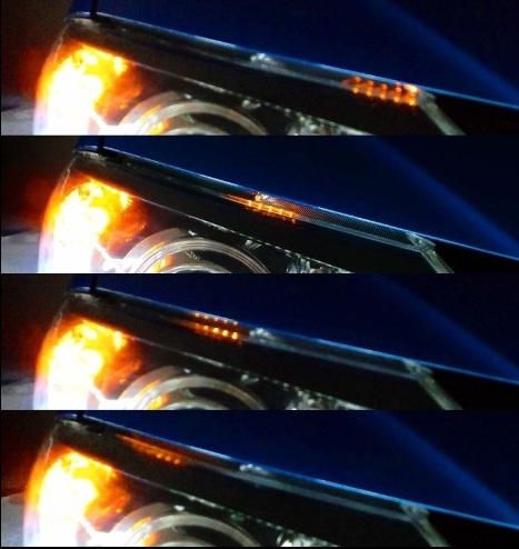 流れるウインカー容認 国交省 シーケンシャル点灯LEDで「ナイト2000」はあり? - PHEV  ブログ