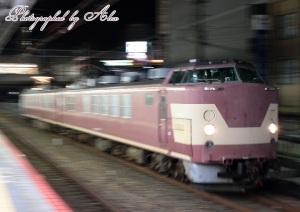 試9191M(=クモヤ443)