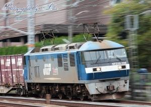 5084レ(=EF210-106牽引)