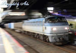 1095レ(=EF66-124牽引)