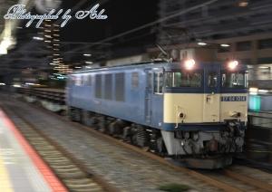 8864レ(=EF64-1014牽引)