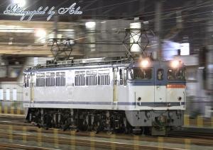 単1491レ(=EF65-2069)・一枚目