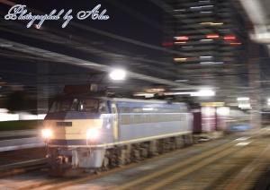 5073レ(=EF66-36牽引)