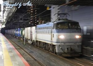 58レ(=EF66-112牽引)