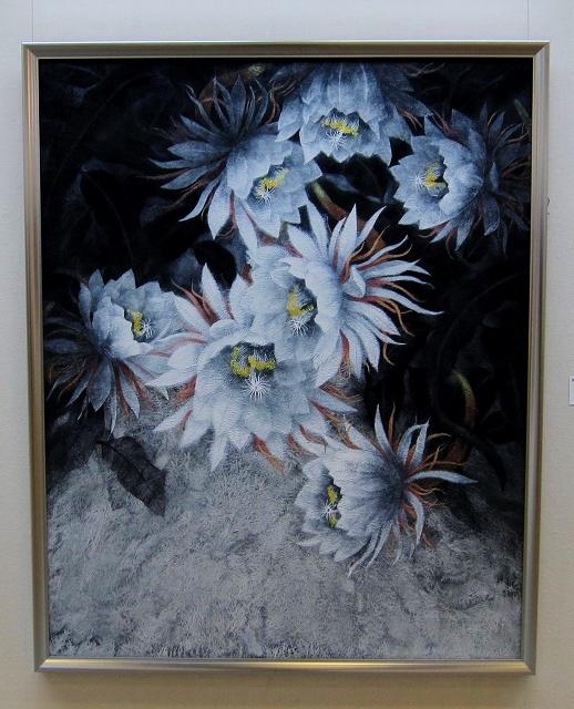 日本画展 5