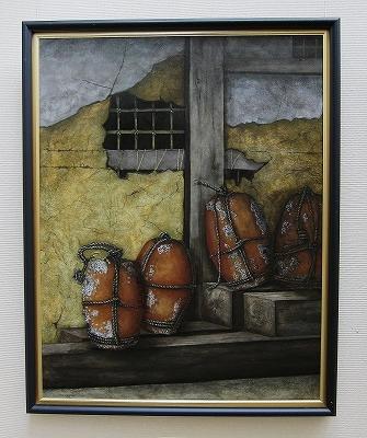日本画展8