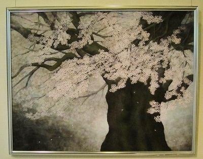 日本画展9