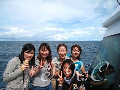 ピピ島シュノーケルツアーはしまかぜ案内人