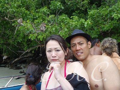 ピピ島オプショナルツアー予約はしまかぜ案内人