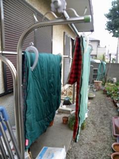 colemanのシュラフ洗濯