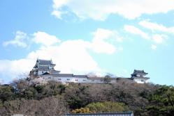 wa.和歌山城 西の丸から望む 001