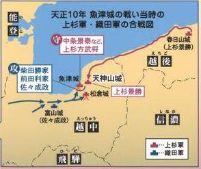 uo.魚津城の戦い