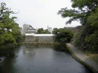 fu.府内城二重櫓(人質櫓)廊下橋より