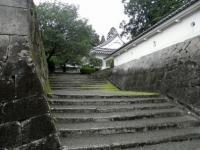 ob.飫肥城本丸への石段