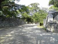 fu.福岡城扇坂御門跡