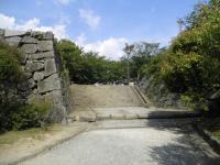 fu.福岡城表御門跡