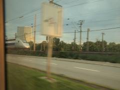 TGV an Mannheim