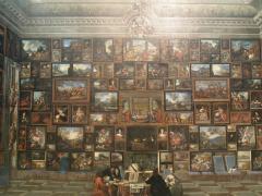 Gallerie im Mittelalter